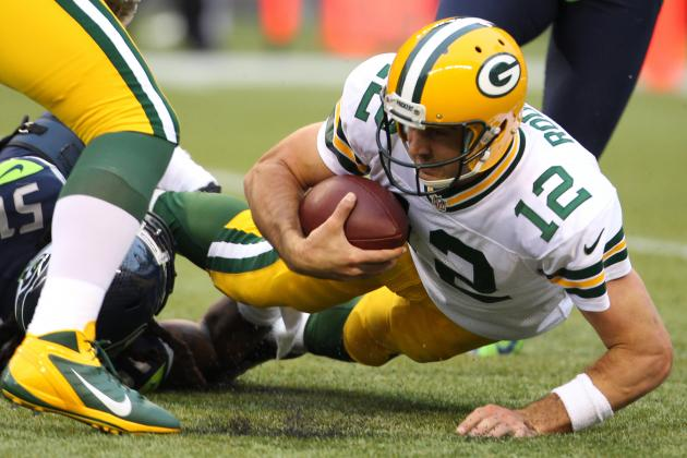 Why Aaron Rodgers Deserves Just as Much Blame as Offensive Line for MNF Sacks