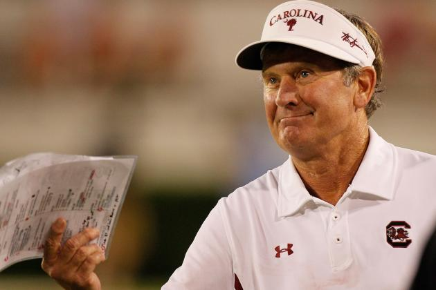 Comparing Steve Spurrier's South Carolina Gamecocks to His 1996 Florida Gators