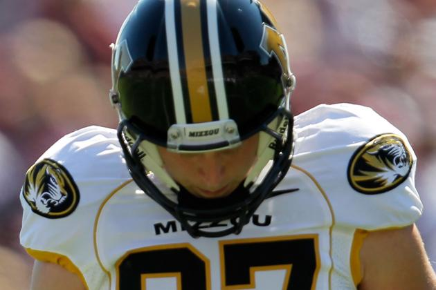 Mizzou Notebook: Barrow Fights to Keep Punting Job