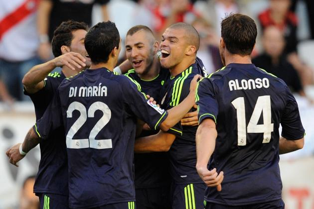 Rayo Vallecano vs. Real Madrid: Complete Player Ratings for Madrid's Players