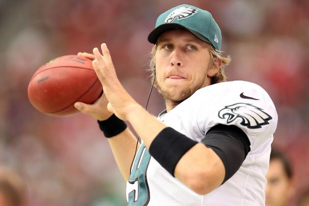 Philadelphia Eagles Backup Nick Foles Should Not Be Andy Reid's Savior