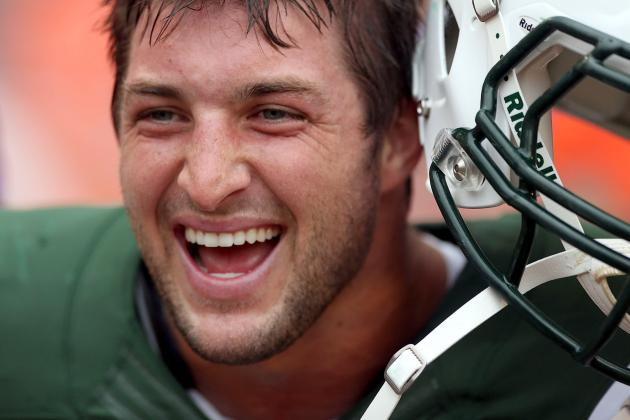A Blueprint for the New York Jets to Get Bang for the Buck with Tim Tebow