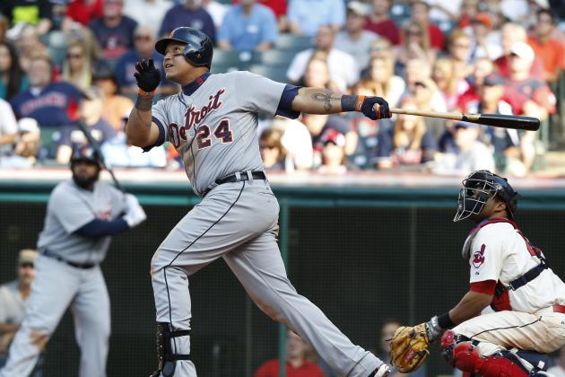 Miguel Cabrera: Tigers Superstar Would Be Wrong Choice for AL MVP Award