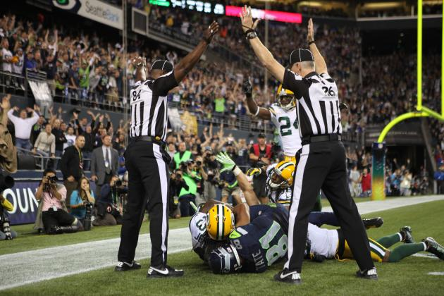 NFL: Players Should Strike to Get the Regular Refs Back on the Field