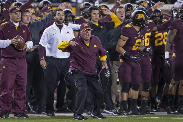 Gophers' Fast Start Has Fans Thinking Bowl Game