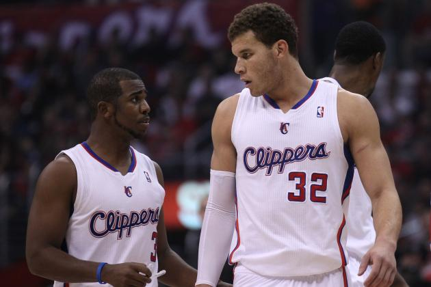 Will Blake Griffin Keep Chris Paul with L.A. Clippers Long Term?