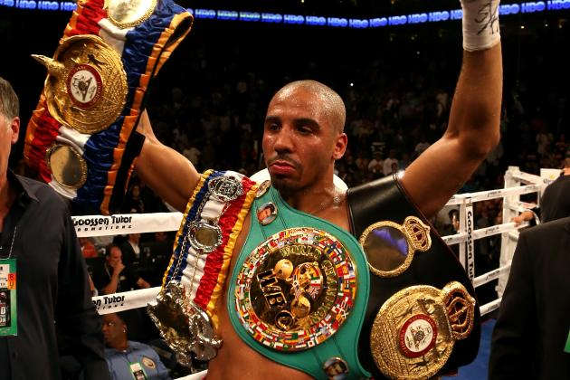 Kelly Pavlik Should Be Last Fight at Super Middleweight for Andre Ward