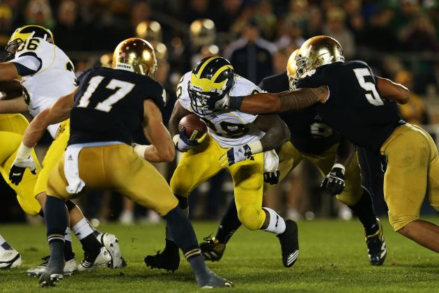 Notre Dame Football: Players Who Must Have Monster Games vs. Miami