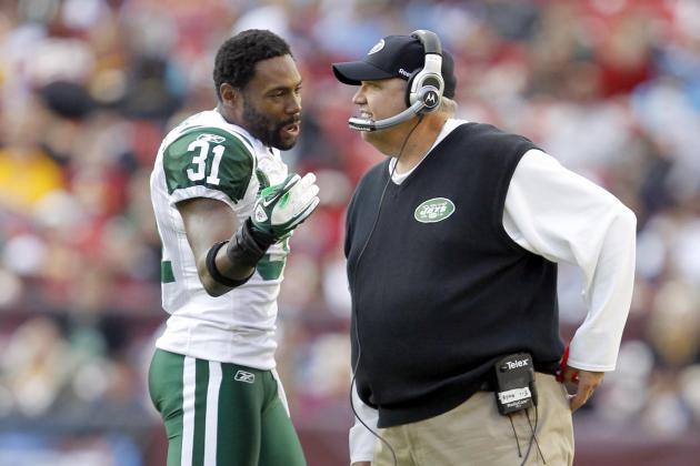 Darrelle Revis Injury: Adjustments New York Jets Must Make to Salvage Season