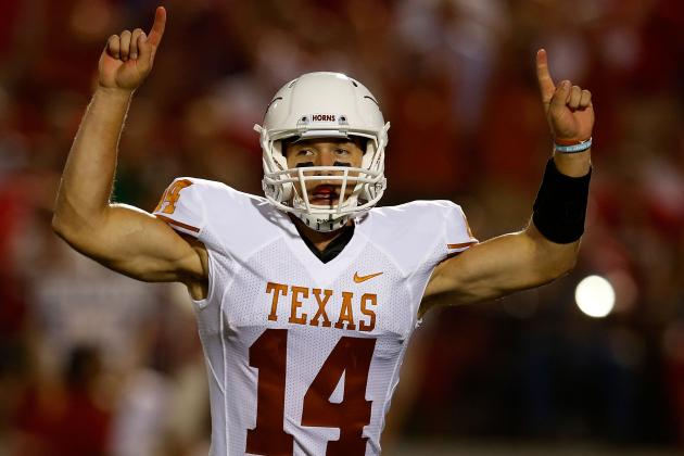 Texas Quarterback David Ash: Has Ash Proven Himself as the Answer?