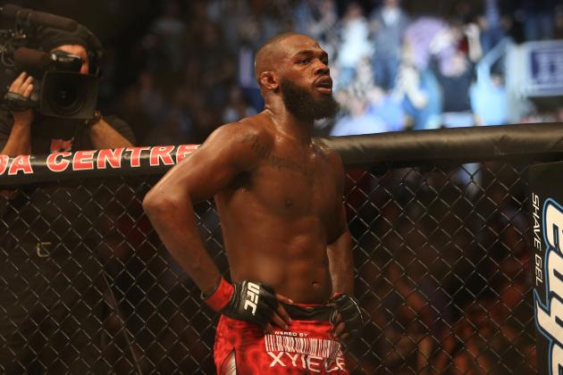 UFC 152 Medical Suspensions: Jon Jones Suspended Indefinitely