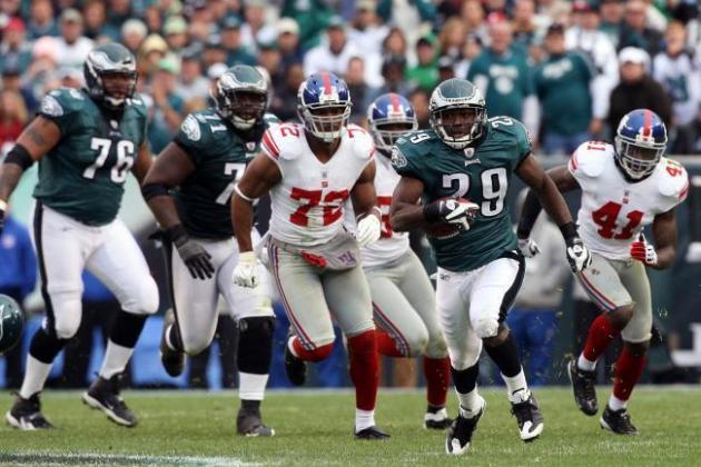 New York Giants: Philadelphia Eagles LeSean McCoy Calls Out Osi Umenyiora