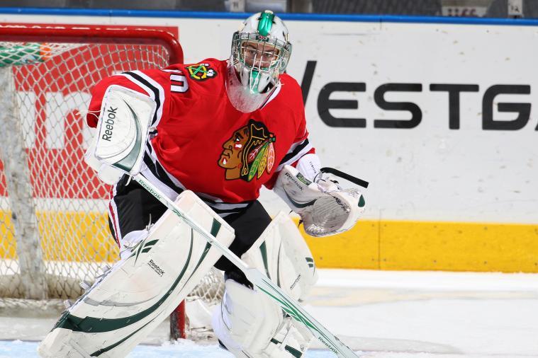 Rockford's Simpson Believes Lockout Will Lead to Big AHL Season