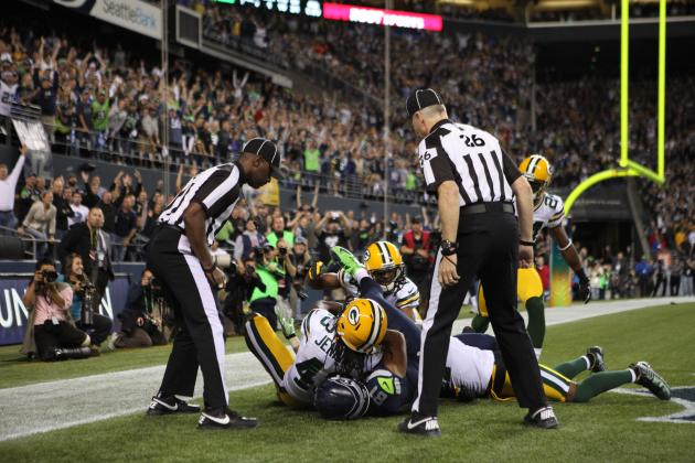 Packers vs Seahawks: Seattle's Hail Mary Means NFL Must Review Possession Rule
