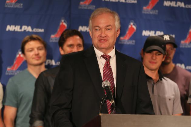 NHL Lockout: NHL and NHLPA Set to Meet on Friday