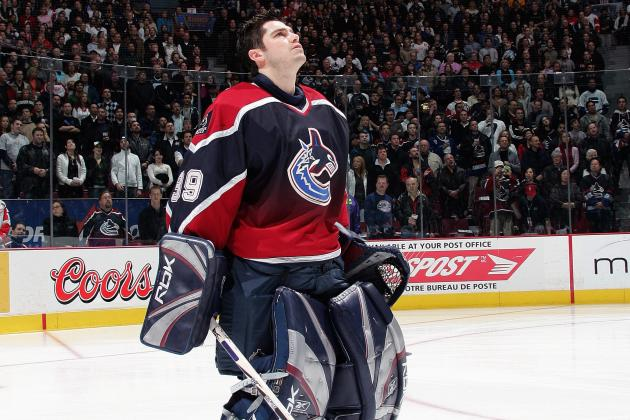 Dan Cloutier Named Goaltending Consultant for Vancouver Organization
