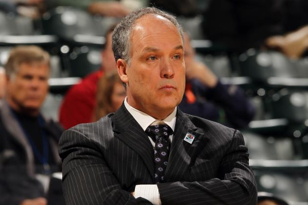 Jayhawks' Doc Sadler Mentioned for Tech Job