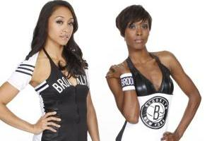 Brooklyn Nets Cheerleaders Get Sultry Swag with Unveiled Uniforms
