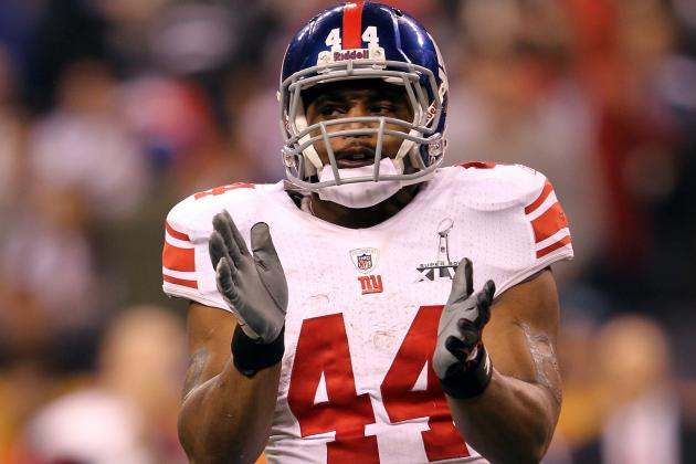 Ahmad Bradshaw: What to Expect from New York Giants RB in Week 4