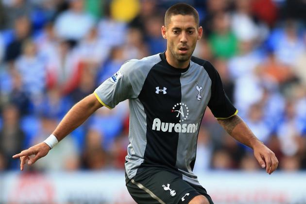 Clint Dempsey: Where Will He Fit in with Tottenham Hotspur?
