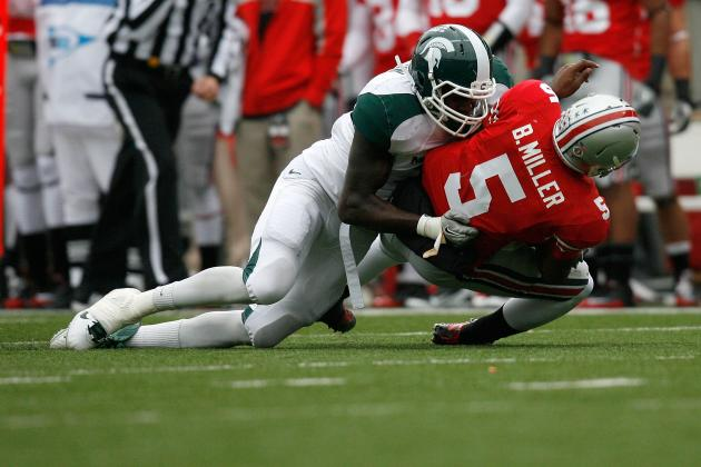 Ohio State Football: Braxton Miller Must Step Up for Buckeyes vs. Michigan State