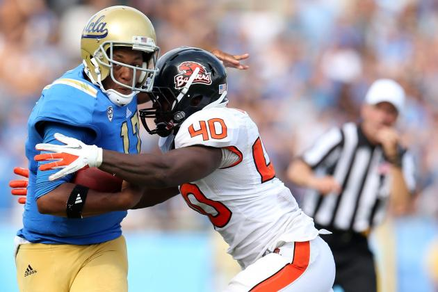 UCLA Football: Looking at the Loss to Oregon State