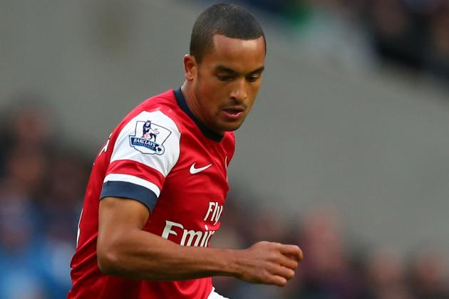 Arsenal Transfer News: Theo Walcott Says New Contract