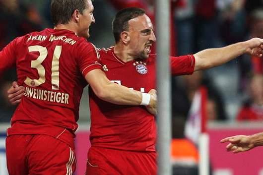 Match Report: Bayern 3-0 Wolfsburg