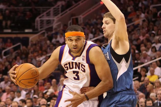 Jared Dudley to Take on Bigger Role