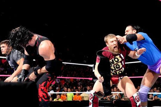 WWE Raw Results: Why a Damien Sandow/Cody Rhodes Tag Team Will Help the Division