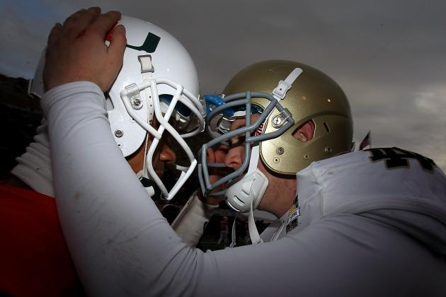 Revisiting the Notre Dame-Miami Catholics vs. Convicts Rivalry