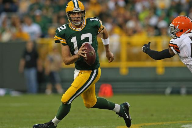 Week 4 Fantasy Football Projections: Ranking the 5 Best Quarterbacks