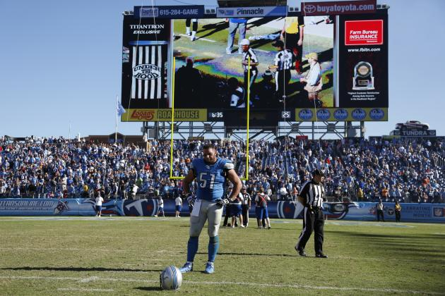 Detroit Lions: Breaking Down the How the Titans Scored Twice on Special Teams