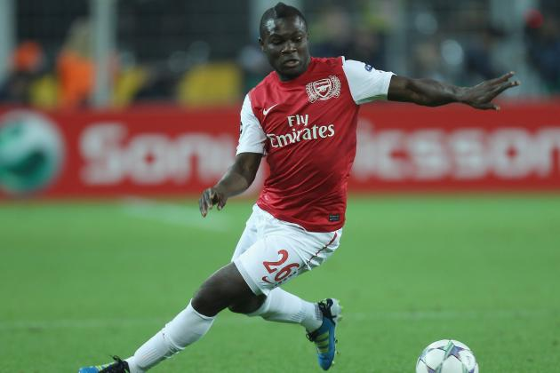 Emmanuel Frimpong Returns for Arsenal After Seven Months out Injured