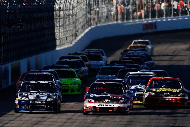 NASCAR Releases 2013 Sprint Cup Schedule