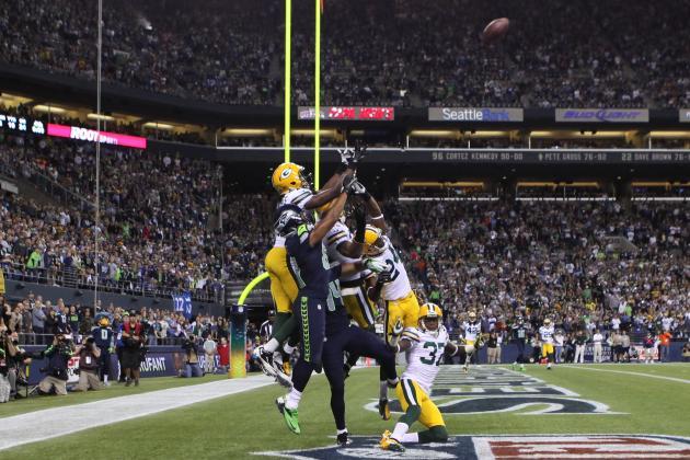 2012 NFL Week 4 Power Rankings: It's a Toss-Up