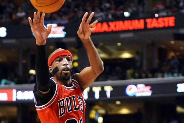 Why Richard Hamilton Is a Lock to Be Traded Before the 2012-13 All-Star Break