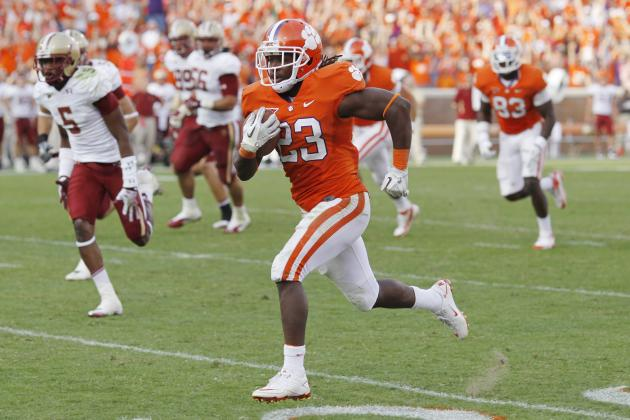 Clemson Football: Scouting Report and Preview for the Boston College Eagles