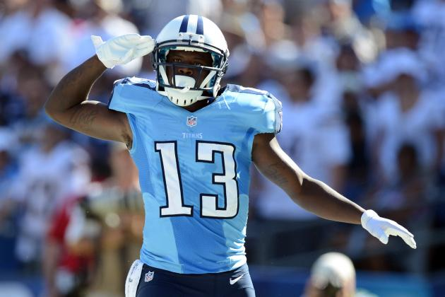 Titans Stand No Chance vs. Texans Unless WR Kendall Wright Steps Up