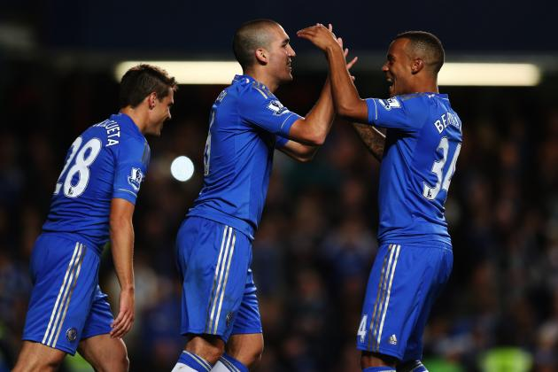 Capital One Cup: Chelsea Win Big, Man City, Everton Upset