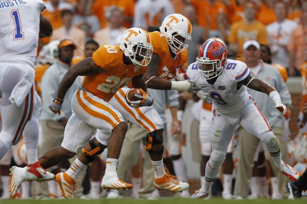 College Football Week 5 Picks: Tennessee and Underdogs You Should Avoid