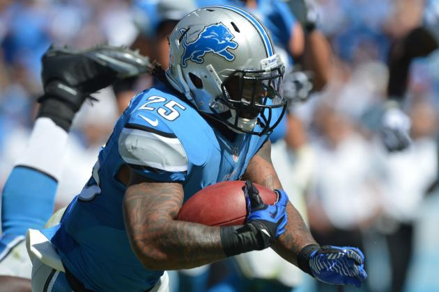 Mikel Leshoure: Breaking Down Lions RB's Fantasy Value in 2012
