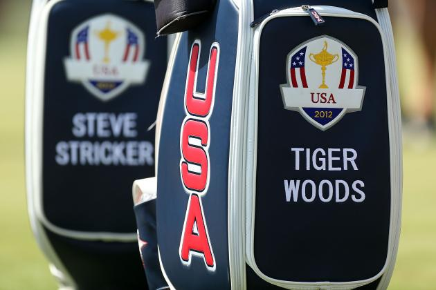 Ryder Cup 2012: Why the US Will Walk Away Victorious