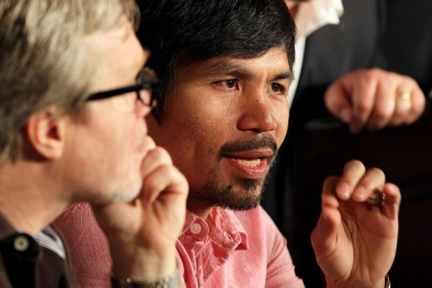 Mayweather vs. Pacquiao: Pac-Man and Money Reach Agreement, but Not on Fight
