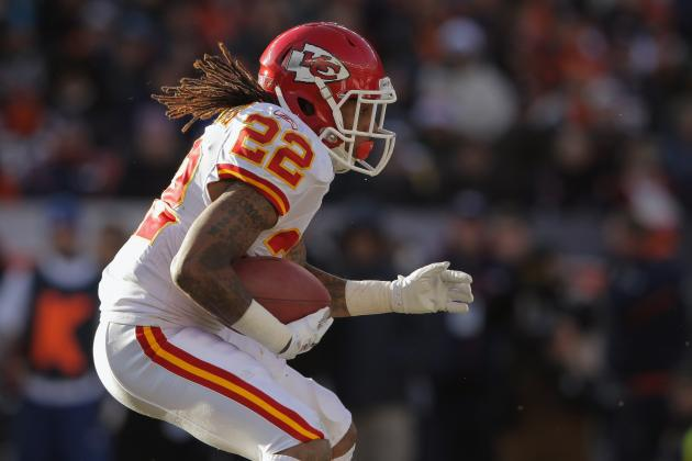 Dexter McCluster: Injury Makes Chiefs WR Droppable in Most Leagues