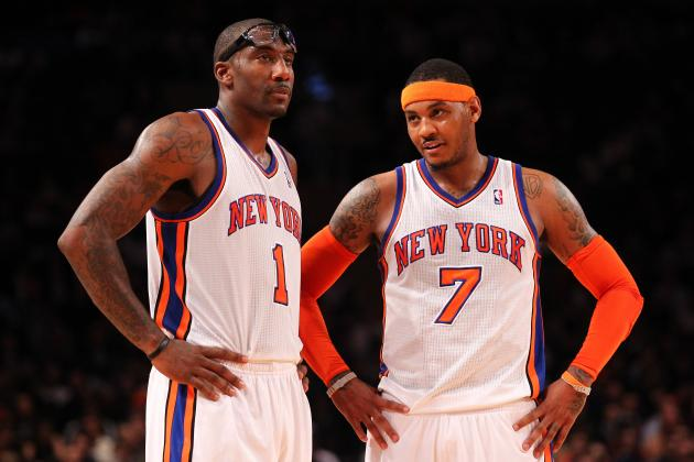 Why Stephon Marbury's Right About Carmelo Anthony and Amar'e Stoudemire