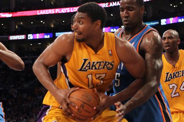 Dorell Wright Thinks New Teammate Andrew Bynum Is Better Than Dwight Howard