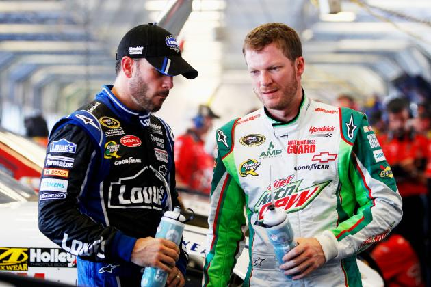 Dale Earnhardt Jr: Why the Sprint Cup Title Could Be