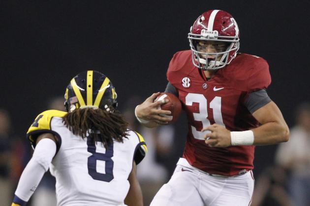 Alabama Football: What H-Back Kelly Johnson's Federal Lawsuit Means for Tide