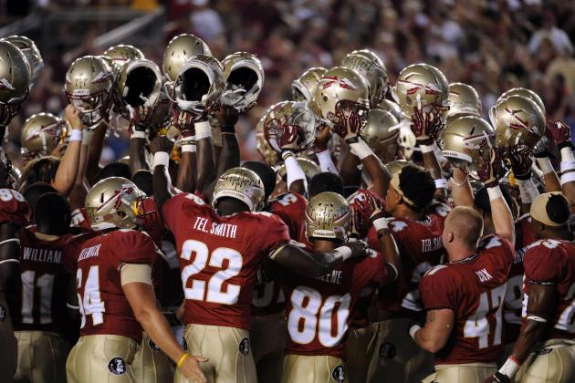Week 5 CFB Polls: Why Not Moving Up in the Polls Is Good for Florida State